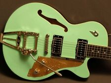 Duesenberg Starplayer TV Surf Green    FREE SHIPPING