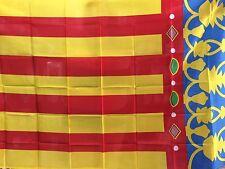 BANDERA de la COMUNIDAD autonomica ARAGON 150x90cm - BANDERA aragon 90 x 150 cm
