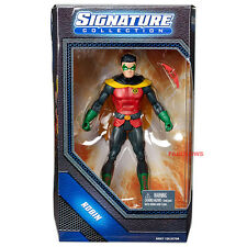 BATMAN ROBIN DAMIAN WAYNE DC COMICS DIRECT FIGURE MATTY SIGNATURE COLLECTION NIB