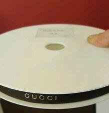 Brown Gucci Ribbon - $5 per yard....Free Shipping