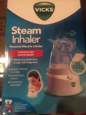 Vicks Personal Steam Inhaler, New, In Box