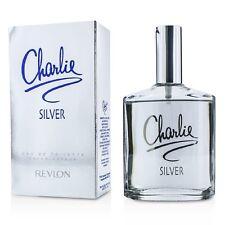 Revlon Charlie Silver EDT Eau De Toilette Spray 100ml Perfume