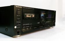TECHNICS RS-X950 Twin Cassette Deck Dolby B/C - GWO - FREE UK DELIVERY