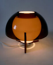 "70s Bent Karlby space age Leuchte ""Spika-O"" table lamp Denmark Lampe annees 70"