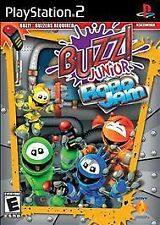 Buzz Junior: Robo Jam (Sony PlayStation 2, 2008) Rated E for Everyone,  NEW