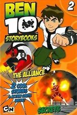 Ben 10 - The Alliance and Secrets - 2 stories in 1 book