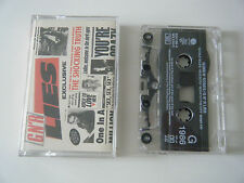 GUNS N' ROSES LIES CASSETTE TAPE 1ST RELEASE RARE UNCENSORED ARTWORK GEFFEN 1988