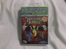 LeapFrog Leapster Learning Game: Wolverine and the X-Men. Boys&Girls 5-8. New