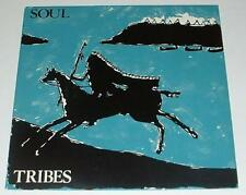 SOUL tribes 1981 CHERRY RED NEW WAVE INDIE 45 PS