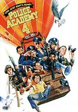 Police Academy 4 - Sharon Stone, Steve Guttenberg, Bubba Smith, Michael Winslow
