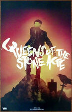 QUEENS OF THE STONE AGE Like Clockwork Ltd Ed Discontinued RARE NEW Poster QOTSA