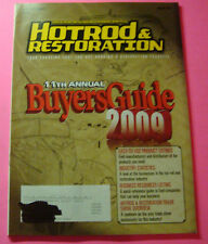 HOT ROD & RESTORATION JAN/2009..THE SOURCING TOOL FOR HOT RODDING PRODUCTS