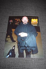 """IAN ANDERSON """"JETHRO TULL"""" signed Autogramm auf 20x27 cm Foto InPerson LOOK"""