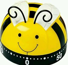 AVON Kitchen Timer Spring Bumble Bee Design 60 Minute Timer New Box