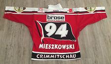 Tomasz Mieszkowski - Eispiraten Crimmitschau - Game Worn Trikot #94 ETC 2004/05