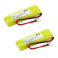 2 Cordless Phone Battery for Vtech LS-6115 LS-6115-2