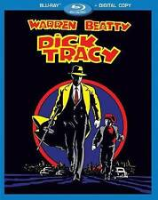 "DICK TRACY(1990)LBX (BRAND NEW BLUE RAY DISC ""WARREN BEATTY ""WALT DISNEY RELEASE"
