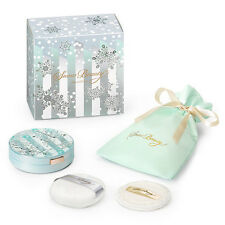 MAQUILLAGE Snow Beauty 3 III Set Limited Edition 2016 Powder Compact Shiseido