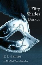 G, Fifty Shades Darker, E. L. James, 0345803493, Book