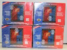 1994 Upper Deck Soccer Hobby Box Lot of 4