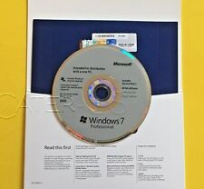 ~~~~Microsoft Windows 7 Professional 64bit SP1 OEM System Builder and Laptop~~~~