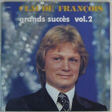 Claude François 33 tours Grands succés Volume 2