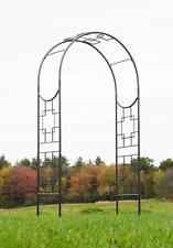 Achla Square on Squares Arbor Decorative Arbor ARB-25