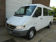 2005 Mercedes-Benz Sprinter Base Standard Passenger Van 3-Door