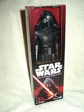 Action Figure Star Wars The Force Awakens Kylo Ren 12 inch