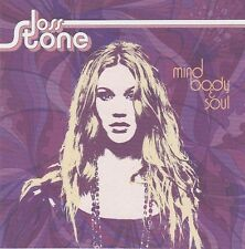 Joss Stone - Mind Body & Soul (2004)  CD  NEW  SPEEDYPOST