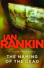 The Naming of the Dead by Ian Rankin (2007, Hardcover)