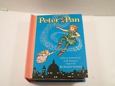 Peter Pan A Classic Collection Pop UP Hard Back Book By Robert Sabuda