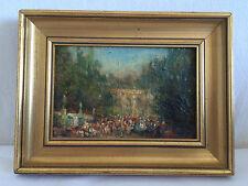 """Georges Sauveur MAURY (1872-?) - Huile sur toile - """"Orientale"""""""