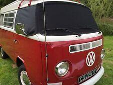 VW T2 Baie Vitrée Camping car Pare-brise Avant Rideau Couverture Enveloppante