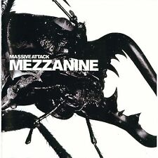 MASSIVE ATTACK MEZZANINE NEW SEALED 180G DOUBLE VINYL LP REISSUE IN STOCK
