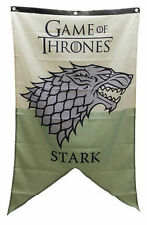 Game Of Thrones Stark Great Houses Of Westeros Winterfell Winter Family Banner