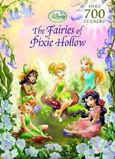 Super Stickerific: The Fairies of Pixie Hollow by RH Disney Staff (2008,...