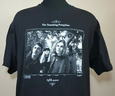 VTG The Smashing Pumpkins T Shirt 1988 - 2000 XL Band Tour Concert Promo 90's