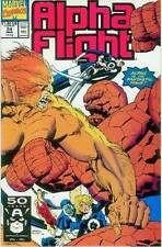 Alpha Flight # 94 (Fantastic Four) (Estados Unidos, 1991)