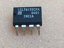 1 pc. ICL7612DCPA   Intersil  Operationsverstärker  DIP8  NOS