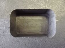 7-OZ(210 G) PURE GOLD (TRADITIONAL INGOT TYPE) GRAPHITE MOLD/MOULD FOR R9-7 KILN