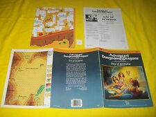 I9 DAY OF AL'AKBAR DUNGEONS & DRAGONS AD&D TSR 9178 2 MODULE