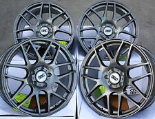 "18"" GM EXILE ALLOY WHEELS FIT BMW 1 SERIES MINI COUNTRYMAN PACEMAN JCW 5X120"