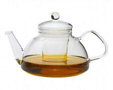 Teekanne Theo 1,2 l mit Glasfilter Fa. Trendglas Jena