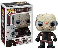 Jason VOORHEES: Funko Pop! orrore filmati Friday The 13th VINILE FIGURA
