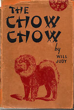 The Chow Chow, Judy, 1933, RARE, Dogcrazy Collection