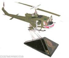 Super (RARE) Franklin Mint 1:48 UH-1B Iroquois Huey Helicopter Limited Edition