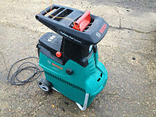 Bosch AXT 25 TC Year Quiet Garden Shredder Chipper Mulcher