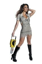 Secret Wishes Miss Leatherface From Texas Chainsaw Massacre Costume Size Small