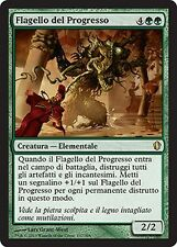 Flagello del Progresso - Bane of Progress MTG MAGIC C13 Commander 2013 Ita